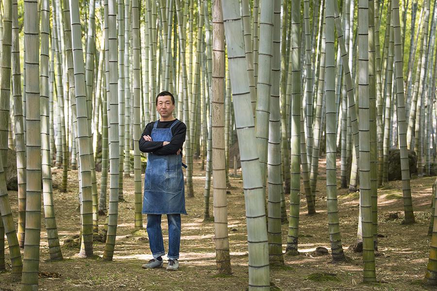 Oohashi Bamboo Works by OOHASHI SHIGEOMI