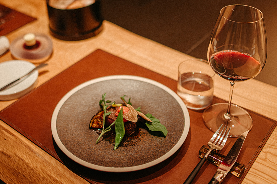 Baron Philippe de RothschildMaker's Dinner